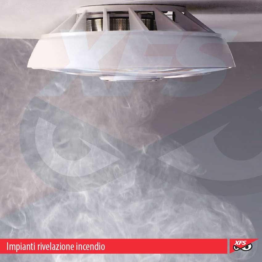 sprinkler impianti antincendio