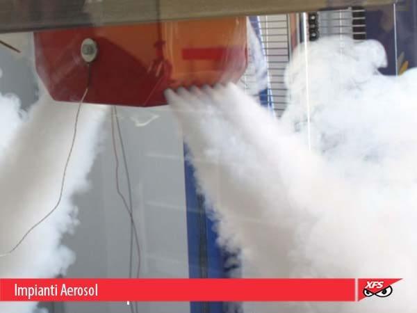 impianti aerosol xfs