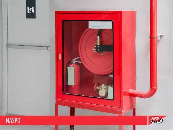 impianti antincendio naspi